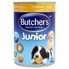 Butcher's Natural Nutrition Junior Kawałki w galaretce z kurczakiem Kompletna karma 400 g