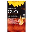 Garnier Olia Farba do włosów 6.46 Intensywna czerwona miedź