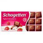 Schogetten Yoghurt-Strawberry Czekolada 100 g