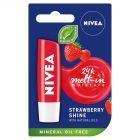 NIVEA Strawberry Shine Pielęgnująca pomadka do ust 4,8 g