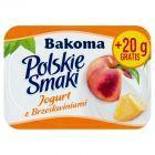 Bakoma Polskie Smaki Deser jogurtowy z brzoskwiniami 120 g