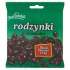 Jutrzenka Rodzynki w czekoladzie 125 g