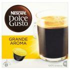 Nescafé Dolce Gusto Grande Aroma Kawa w kapsułkach 128 g (16 x 8 g)