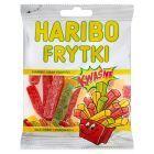 Haribo Frytki kwaśne Żelki owocowe 100 g