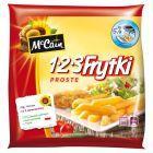 McCain 1.2.3 Frytki proste 450 g