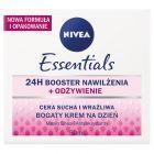 NIVEA Essentials Bogaty krem na dzień cera sucha i wrażliwa 50 ml