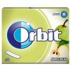 Orbit Apple Pear Guma do żucia bez cukru 31 g (12 listków)