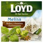 Loyd Herbatka ziołowa melisa z chmielem i kardamonem 40 g (20 torebek)