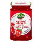 Łowicz Dżem 100% z owoców extra gładki truskawka czerwona porzeczka 235 g