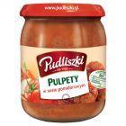 Pudliszki Pulpety w sosie pomidorowym 500 g
