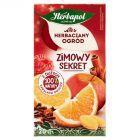 Herbapol Herbaciany Ogród Zimowy Sekret Herbatka owocowo-ziołowa 60 g (20 torebek)