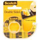 Scotch Przezroczysta taśma samoprzylepna 12 mm x 6,3 m