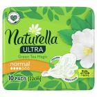 Naturella Ultra Normal Green Tea Magic Podpaski x10
