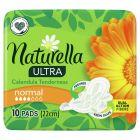 Naturella Ultra Normal Calendula Tenderness Podpaski x10