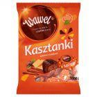Wawel Kasztanki kakaowe z wafelkami Czekoladki nadziewane 1 kg