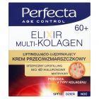 Perfecta Age Control Elixir Multi-Kolagen 60+ Krem przeciwzmarszczkowy na dzień i noc 50 ml