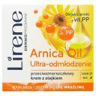 Lirene Dermoprogram Arnica Oil Ultra-odmłodzenie Przeciwzmarszczkowy krem z olejkiem 50 ml