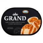 Koral Grand Lody o smaku cr?me br?lée z sosem karmelowym 900 ml