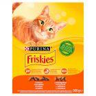 Friskies z kurczakiem i dodatkiem warzyw Karma dla dorosłych kotów 300 g