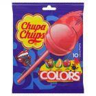 Chupa Chups Lizaki wielosmakowe malujące język 120 g (10 sztuk)