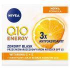 NIVEA Q10 Plus C Odmłodzona + Pełna energii cera Przeciwzmarszczkowy krem na dzień SPF 15 50 ml