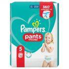 Pampers Pants, Rozmiar 5, 22 Pieluchomajtki