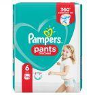 Pampers Pants, Rozmiar 6, 19 Pieluchomajtek