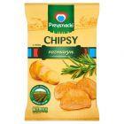 Przysnacki Chipsy o smaku rozmaryn 135 g