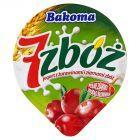 Bakoma 7 zbóż Jogurt z żurawinami i ziarnami zbóż 150 g