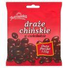 Jutrzenka Draże chińskie w czekoladzie 125 g