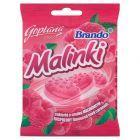 Goplana Brando Malinki Cukierki o smaku malinowym 90 g