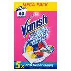 Vanish Color Protect Chusteczki zapobiegające farbowaniu 40 prań (20 sztuk)