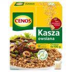 Cenos Kasza owsiana 400 g (4 torebki)