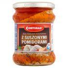 Contimax Filety śledziowe marynowane z suszonymi pomidorami 400 g