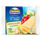 Hochland Ser kremowy w plastrach Fit Gouda 130 g (8 sztuk)