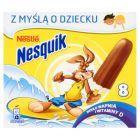 Nesquik Lody kakaowe i lody o smaku waniliowym 344 ml (8 sztuk)