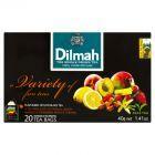 Dilmah Zestaw czarnych aromatyzowanych herbat 40 g (20 torebek)
