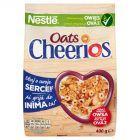 Nestlé Cheerios Oats Chrupiące płatki śniadaniowe 400 g