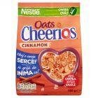 Nestlé Cheerios Oats Chrupkie płatki owsiane z cynamonem 400 g