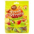 Wawel Fresh & Fruity Kwaśne Galaretki z nadzieniem 280 g