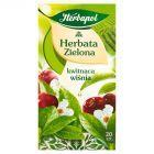 Herbapol Herbata zielona kwitnąca wiśnia 34 g (20 x 1,7 g)