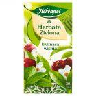 Herbapol Herbata zielona Kwitnąca Wiśnia 34 g (20 saszetek)