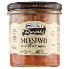 Spichlerz Rusiecki Mięsiwo w sosie własnym 300 g
