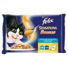 Felix Sensations Sauce Surprise Karma dla kotów 400 g (4 x 100 g)