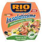 Rio Mare Insalatissime Gotowe danie z warzyw i tuńczyka 160 g