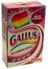 Proszek  do prania Gallus 10 kg.