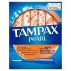 Tampax Pearl Super Plus Tampony z aplikatorem 18 sztuk