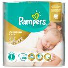 Pampers Premium Care rozmiar 1 (Newborn), 2?5kg, 88 pieluszek