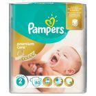 Pampers Premium Care rozmiar 2 (Mini), 3?6kg, 80 pieluszek