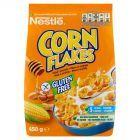 Nestlé Corn Flakes Miód i orzeszki Płatki śniadaniowe z miodem i orzeszkami 450 g